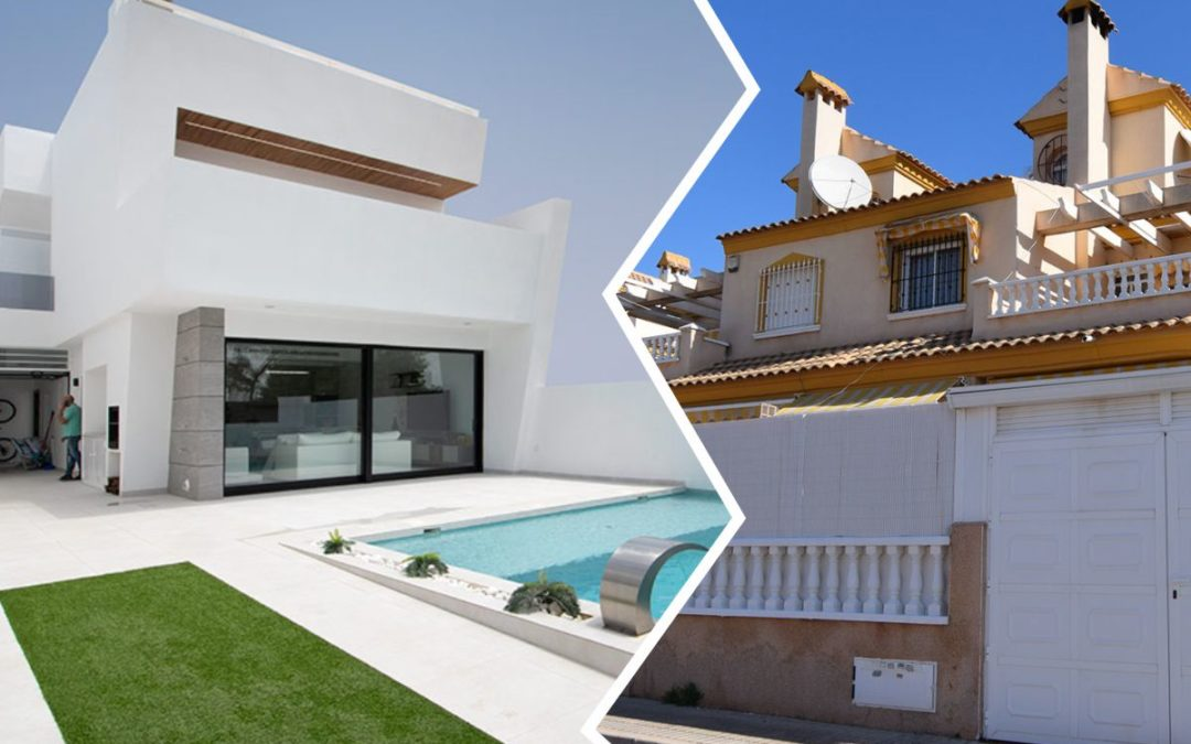 Resale or New Build? The difference…