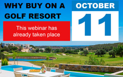 Why Buy on a Golf Resort?