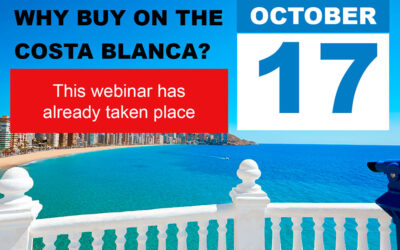 Why is the Costa Blanca the best place to buy a property?